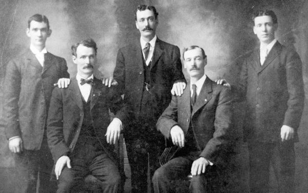 Vallely Brothers late 1800s