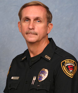 David Vallely Springfield, Missouri Police Department.